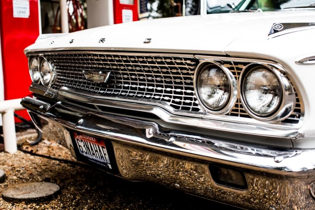 This 1963 Mostly Original Ford Galaxie Is Featured In Episode 1 Of American Detours Http Americandetourstv Com Episo Ford Galaxie Ford Fairlane Galaxie