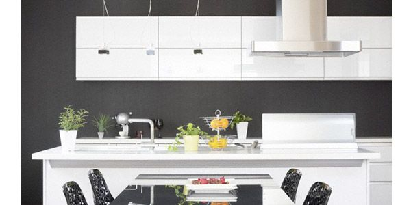 campanas cocinas ave comprar cocinas pequeas soar cocinas cocinas modernas cocinas blancas casas modernas