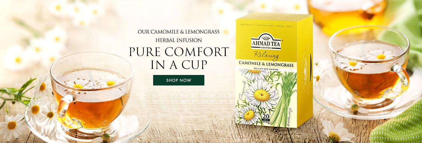 Ahmad Tea Tea, Ahmad tea, Tea shop