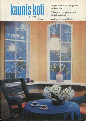 kaunis koti - 1967/5