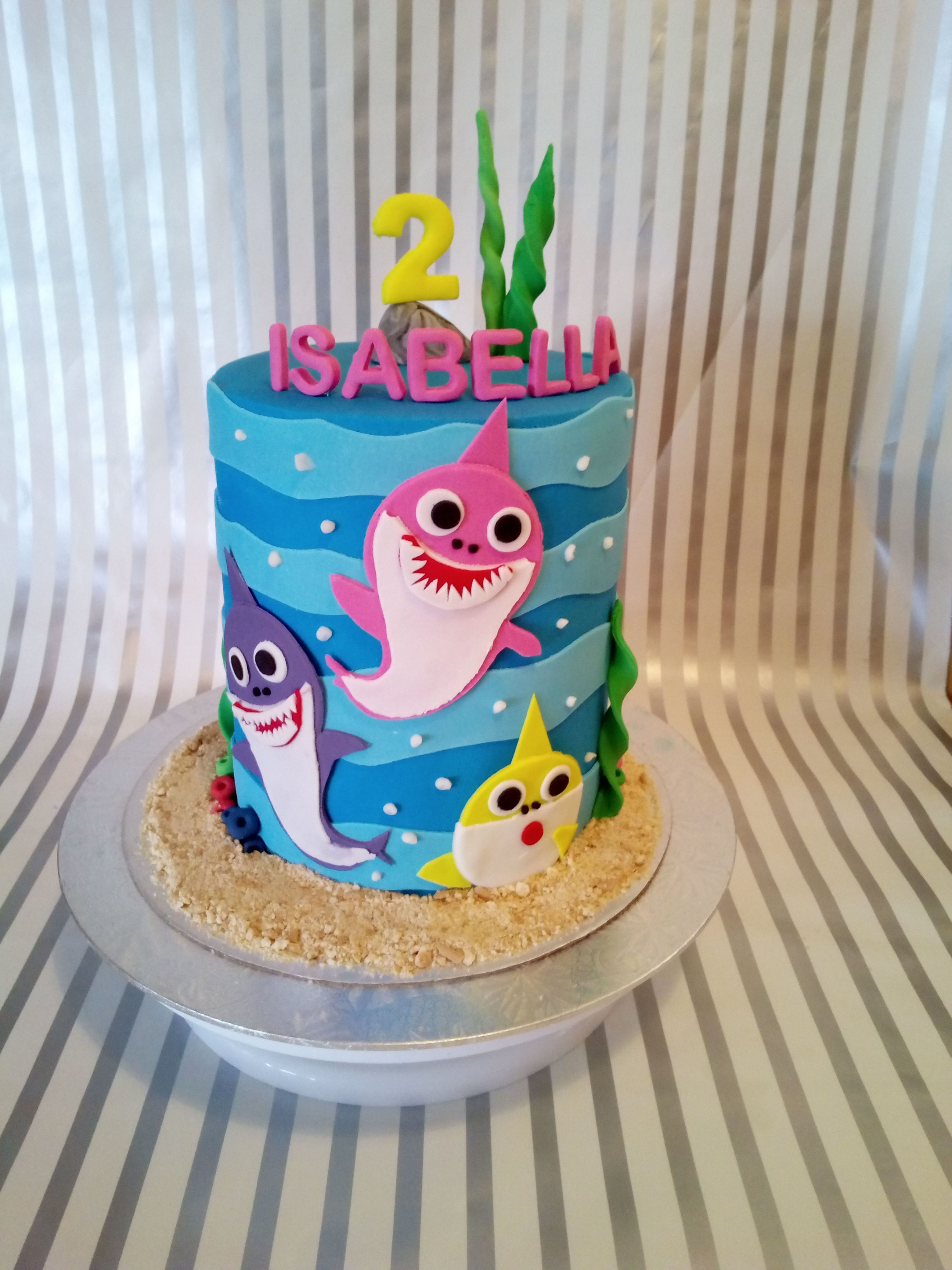 Kids With Images Shark Themed Birthday Party Shark Birthday