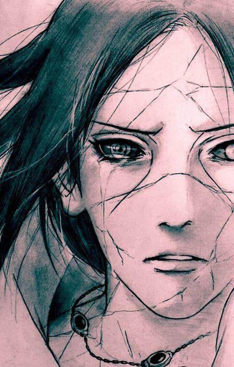 Uchiha Itachi. This is amazing I wish I can draw that well