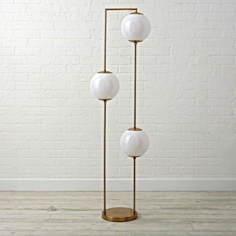Cosmos Floor Lamp | The Land of Nod | lampshades | Pinterest ...