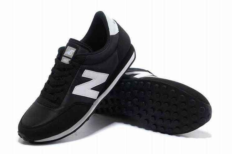 New Balance 410 Black White Sneakers