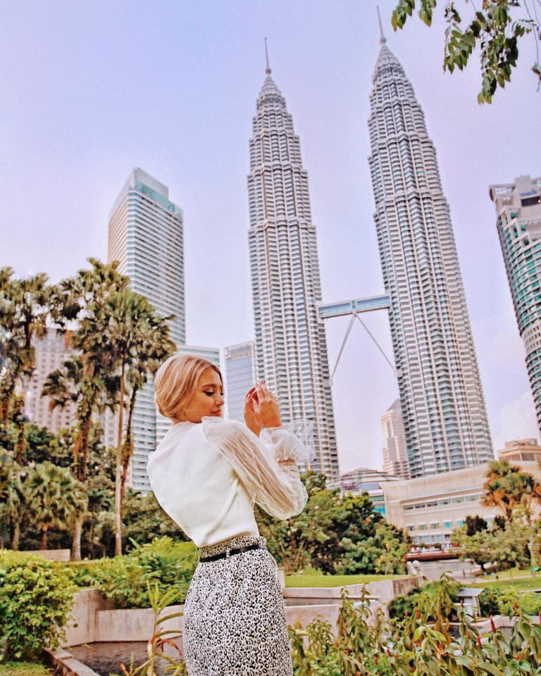 21x the most Instagrammable places in KL | Once Upon A Journey | Kuala lumpur travel, Kuala ...