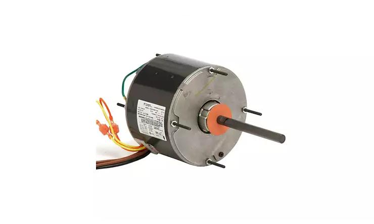 U S Motors 1675 1 8hp 1550 Rpm 230v Psc Condenser Fan Motor Odp In 2020 Fan Motor Motor Fan