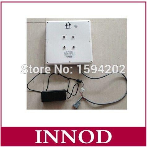 UHF RFID reader/writer 902-928 MHz 10meters with Bracket packing lot