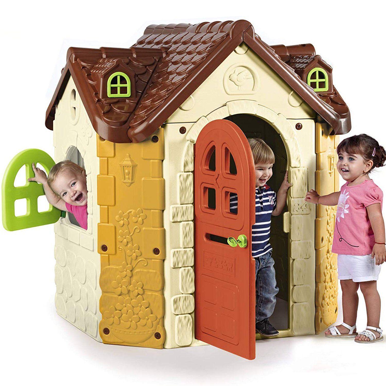 Feber Fancy Children's Large Garden House