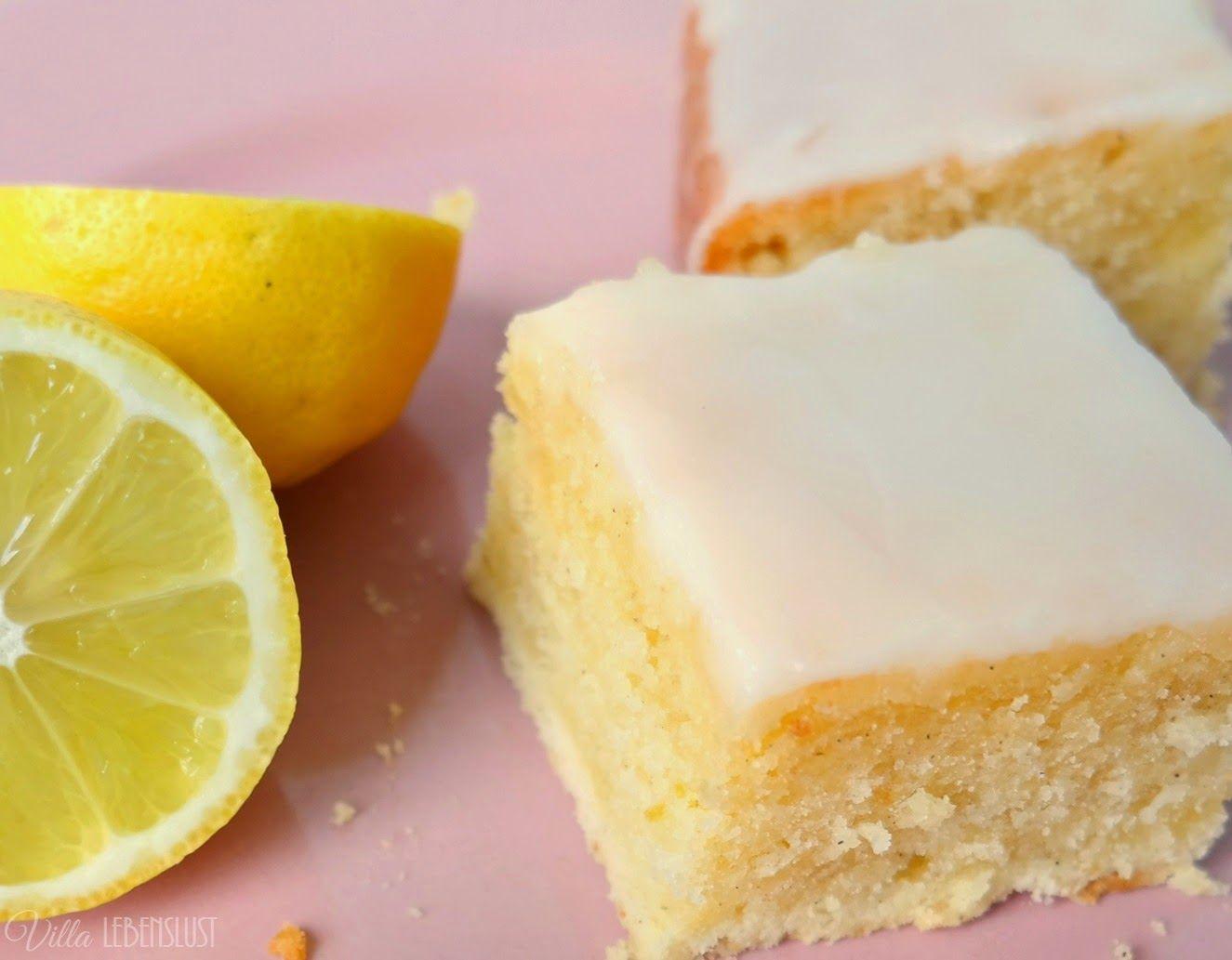 Rezept Fur Zitrone Mascarpone Kuchen Mit Zuckerglasur Rezepte In