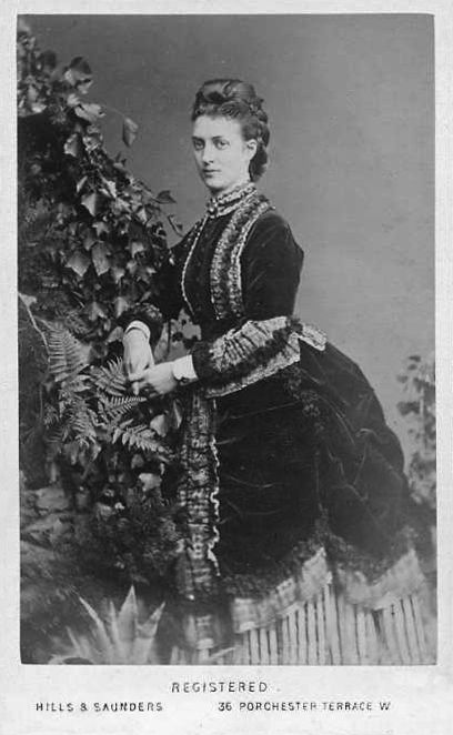 Princess Alexandra, Hills & Saunders