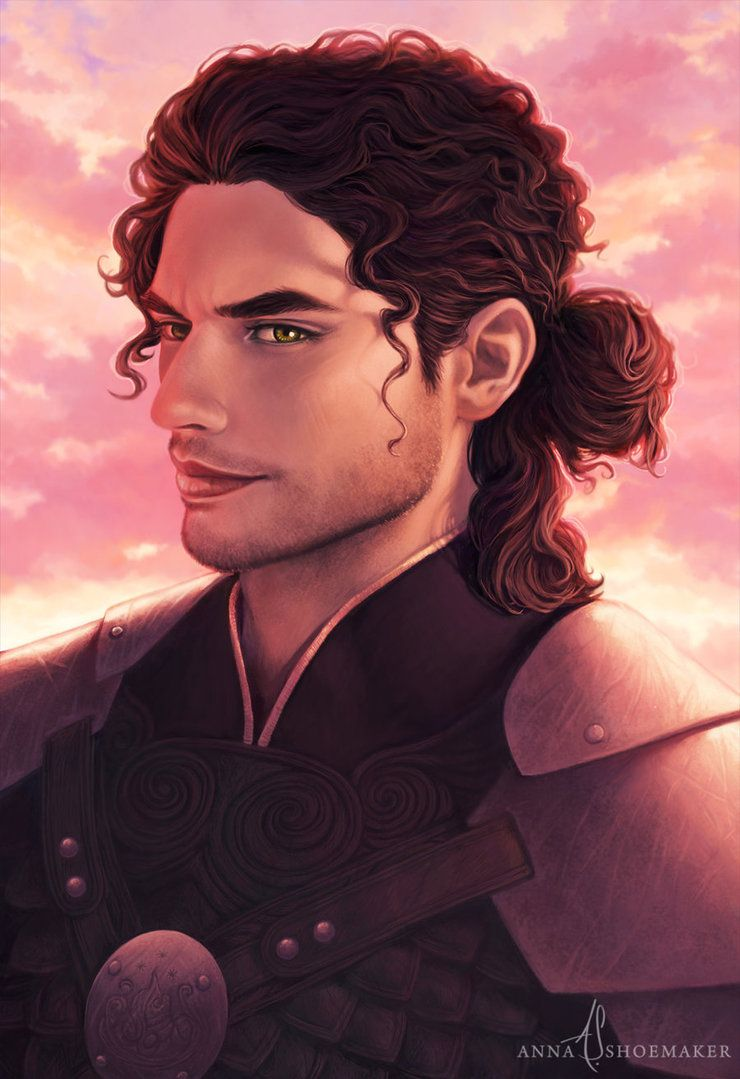 Cassian By Annashoemaker A Court Of Mist And Fury A Court Of