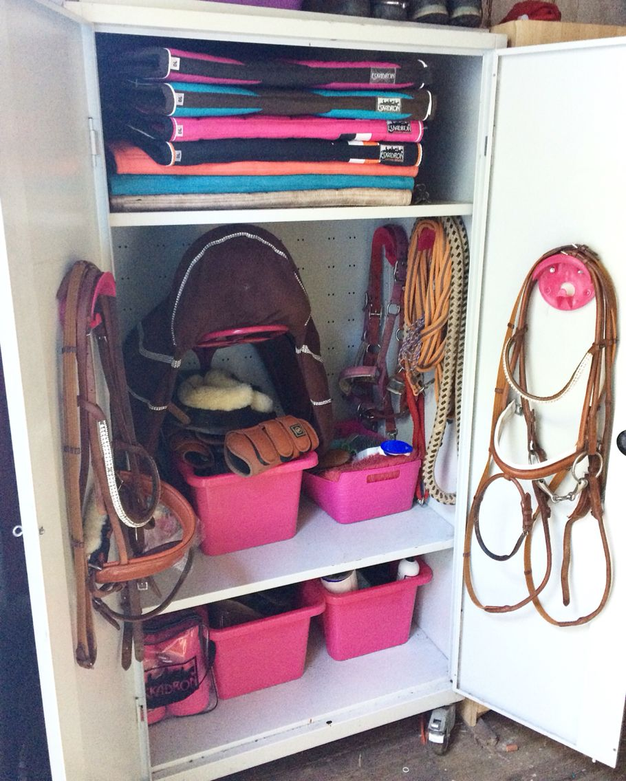 Equestrian Inspo Closet Picture Made By Me Horse Tack