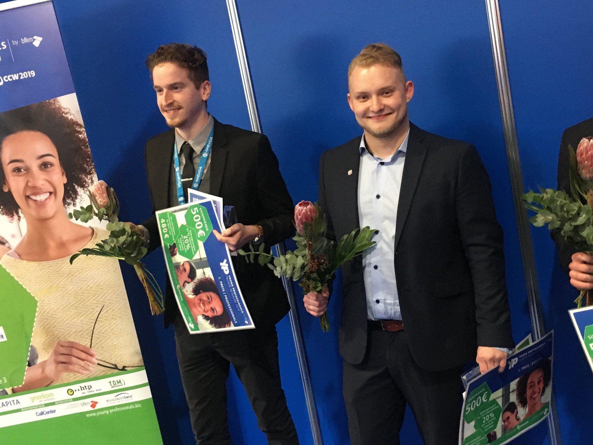 Young Professionals 2019 1 Platz Ccw Berlin Gewinner