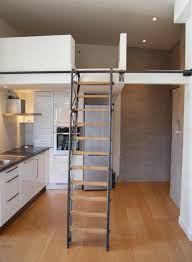 Risultati Immagini Per Echelle Escamotable Mezzanine Pool House Designs