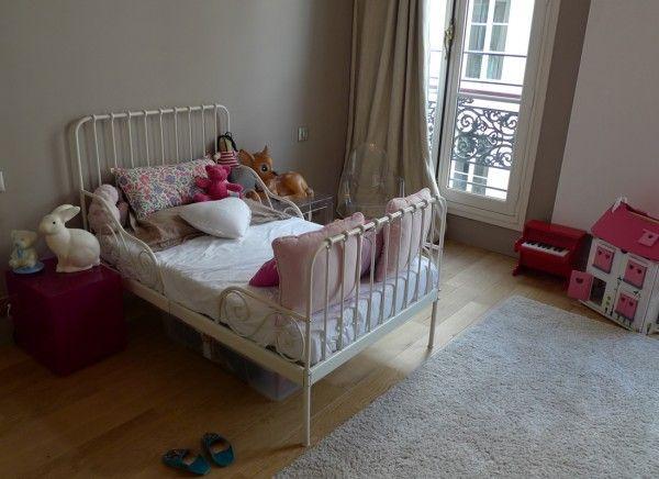 Chambre d enfants chic For the Home Pinterest Mode de vie - Refaire Son Interieur Pas Cher