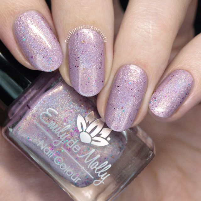 Emily de Molly March 2018 Releases | March, Toe nail designs and Swatch