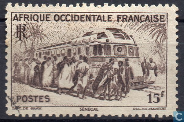 1947 aof french west africa