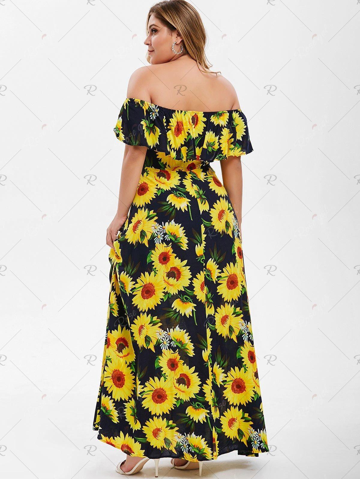 Plus Size Off The Shoulder Tie Maxi Dress Tie Maxi Dress Plus Size Maxi Dresses Maxi Dress [ 1596 x 1200 Pixel ]
