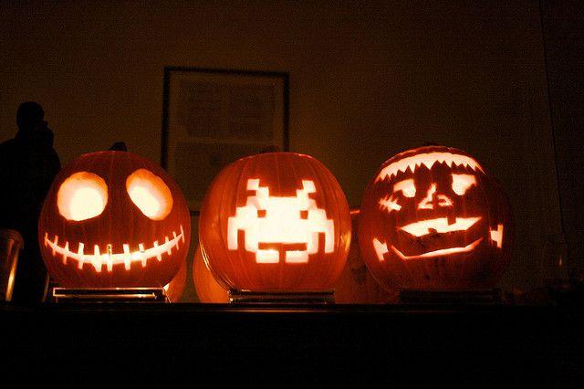 Cómo Vaciar Una Calabaza Para Halloween Como Hacer Calabazas Halloween All Hallows Eve