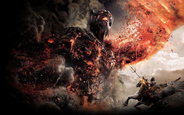 Vater Von Zeus Und Anführer Der Titanen