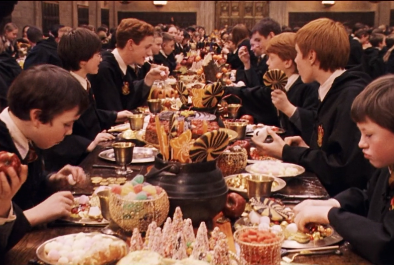 Image result for feast in the great hall