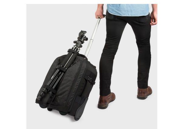 Best Rolling Camera Bag Lowepro Wheeled Backpack