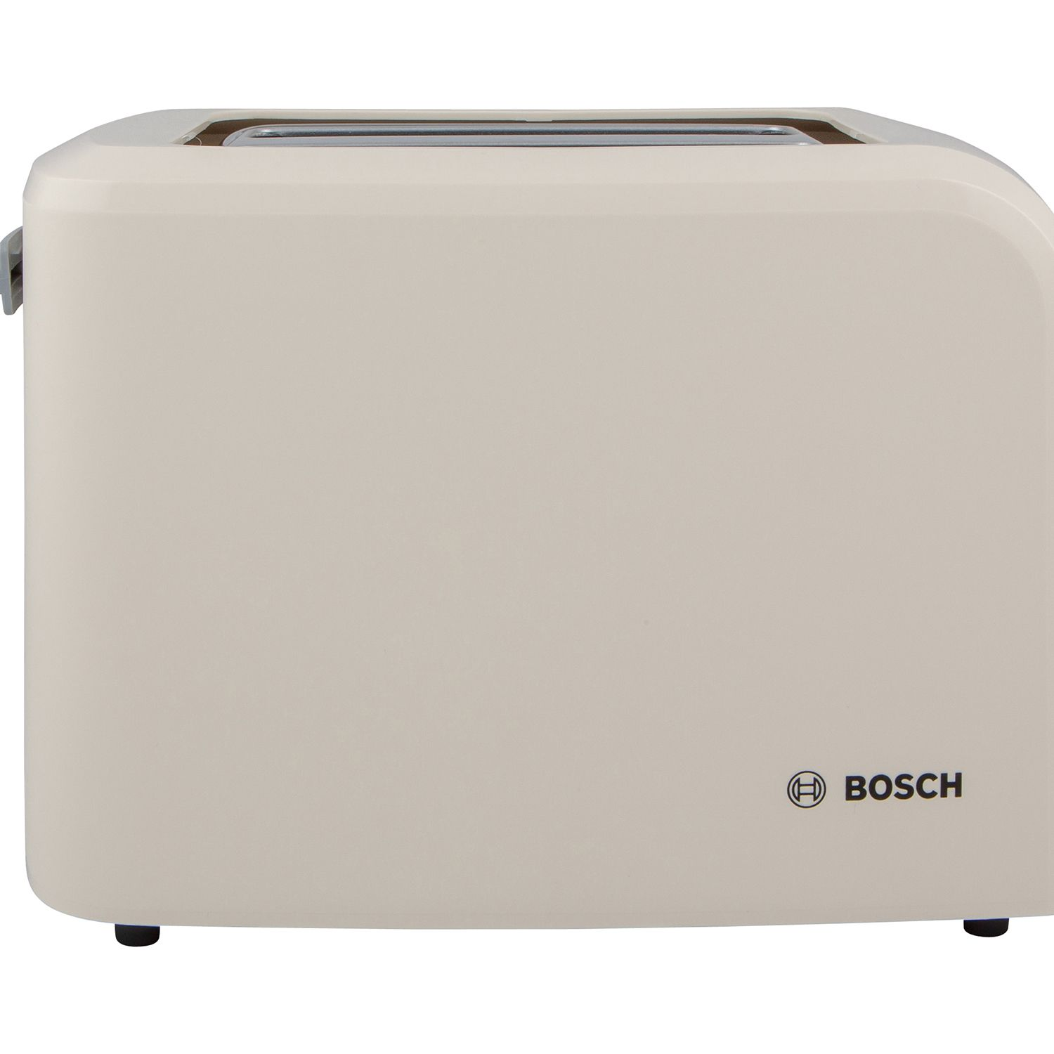 Bosch 2 Slice Toaster. Features a defrost control and an option to re-toast cold slices. Comes with 2 Years Guarantee.