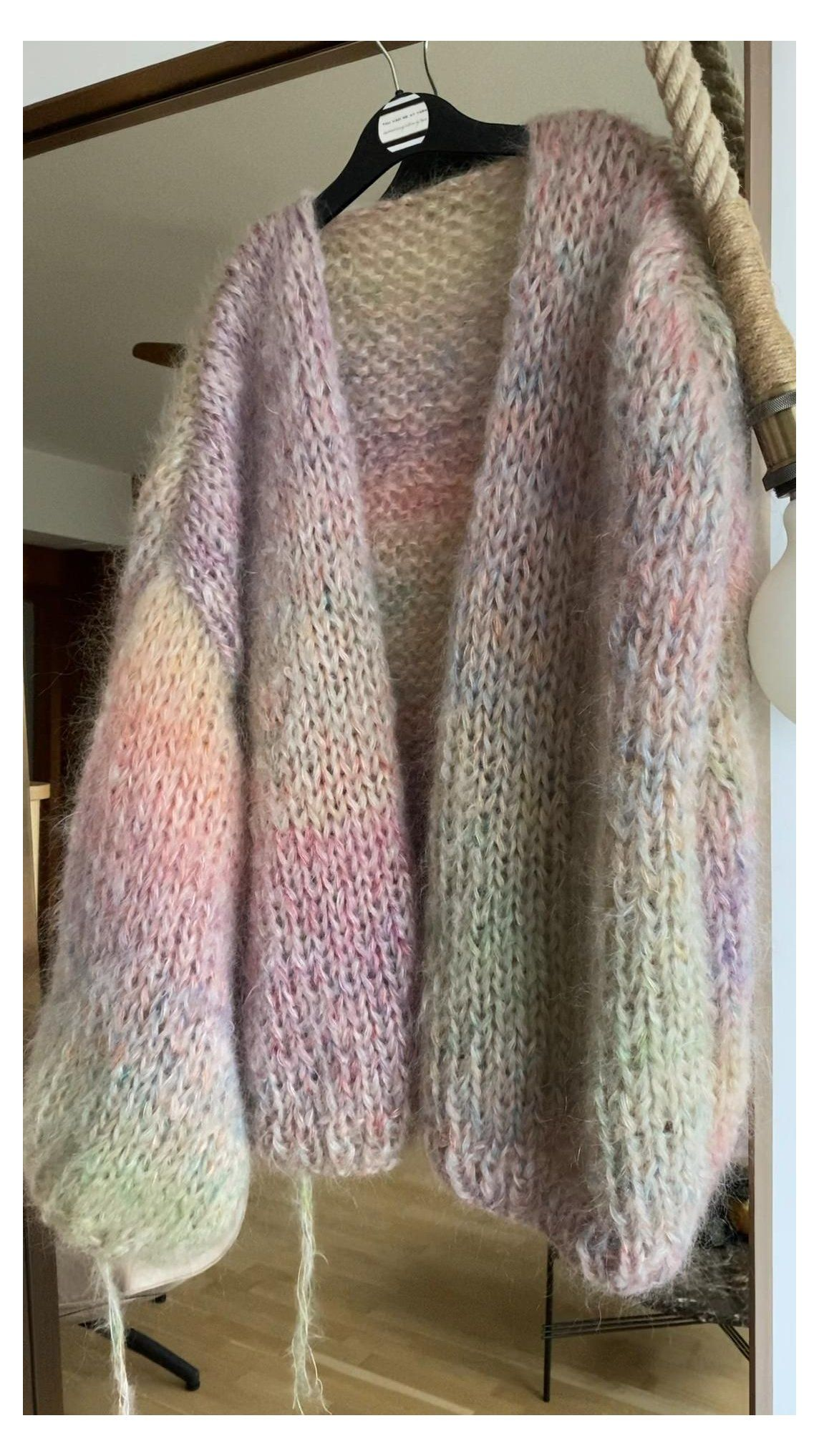 modern knitting fashion