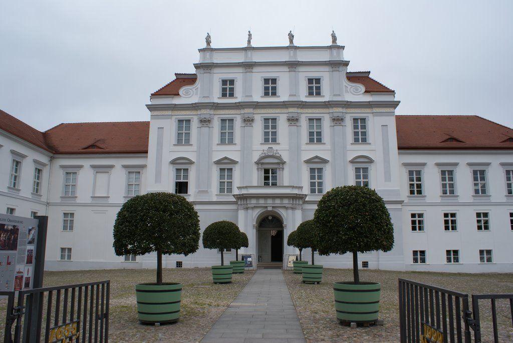 Panoramio - Photo of Schloss Oranienburg