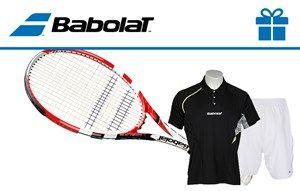Babolat te propone renovar tu juego con un nuevo equipo para vestir cómodo y con estilo, y también disfrutar de una nueva raqueta.