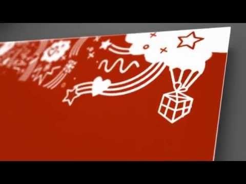 Weihnachtsvideo 1 www.weihnachts-video.de  Ein dynamischer Weihnachtsgruss für Ihre Kunden im Weihnachtskartenformat. Das lustige Weihnachtsvideo emotionalisiert den Betrachter mit der passenden Weihnachtsmusik. Sie erhalten dieses Video mit Ihren persönlichen Weihnachtsgrüssen und eingebautem Firmenlogo. Auf Wunsch mit Schlusstext für evtl. Öffnungszeiten / Betriebsurlaub in der Weihnachtszeit.