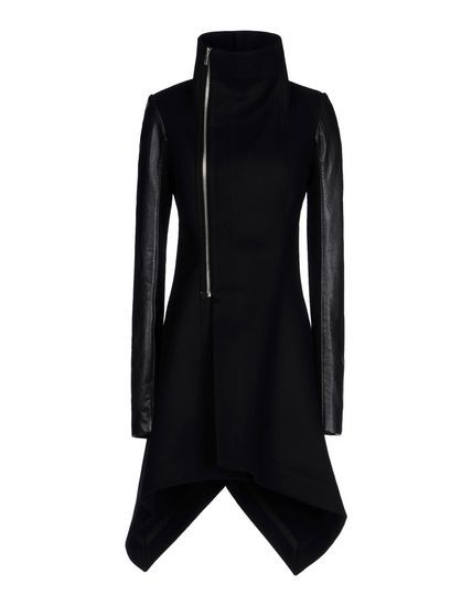 91a2bd18ffc Rick Owens Coat - Rick Owens Coats Jackets Women - thecorner.com from  THECORNER.COM