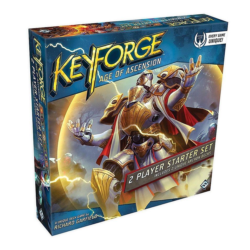 Keyforge Age Of Ascension 2 Player Starter Card Game Set Bed Bath Beyond Set Card Game Kings Card Game Card Games
