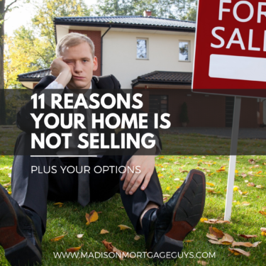 11 Reasons Your House Is Not Selling: Plus Your Options | Pinterest