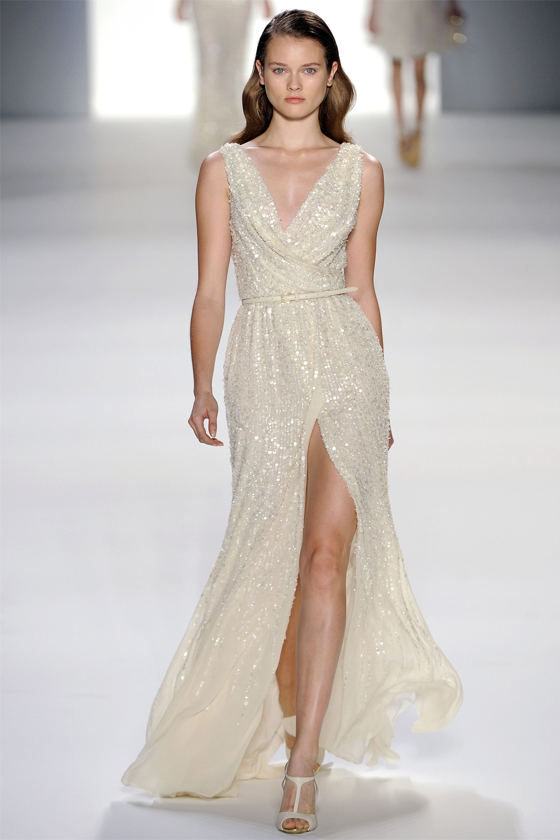 Elie saab spring summer readytowear gowns pinterest