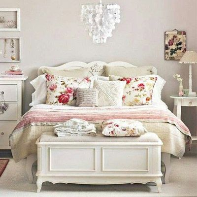 Inspirese na decor romntica Bedrooms and Room