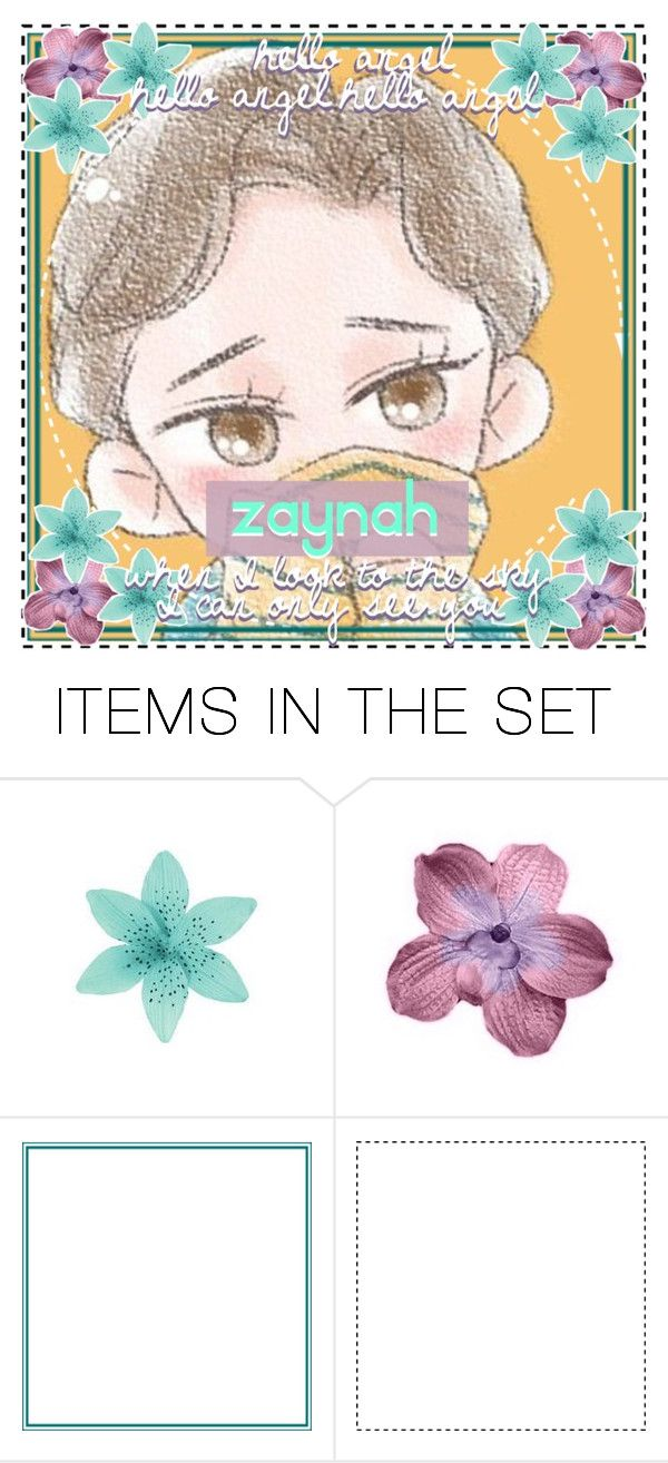 """""""Taken Chibi Chen Icon"""" by niamho99 ❤ liked on Polyvore featuring art and totallynotblushing"""