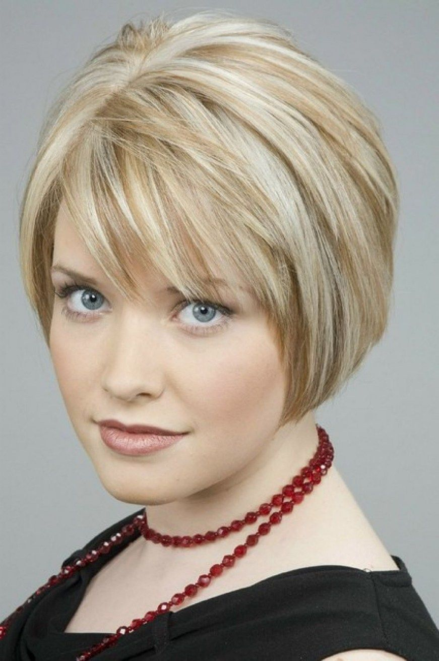 Short Layered Bob Hairstyles For Fine Hair Short Layered Bob Hairstyles Short Hair With Layers Short Hairstyles Fine