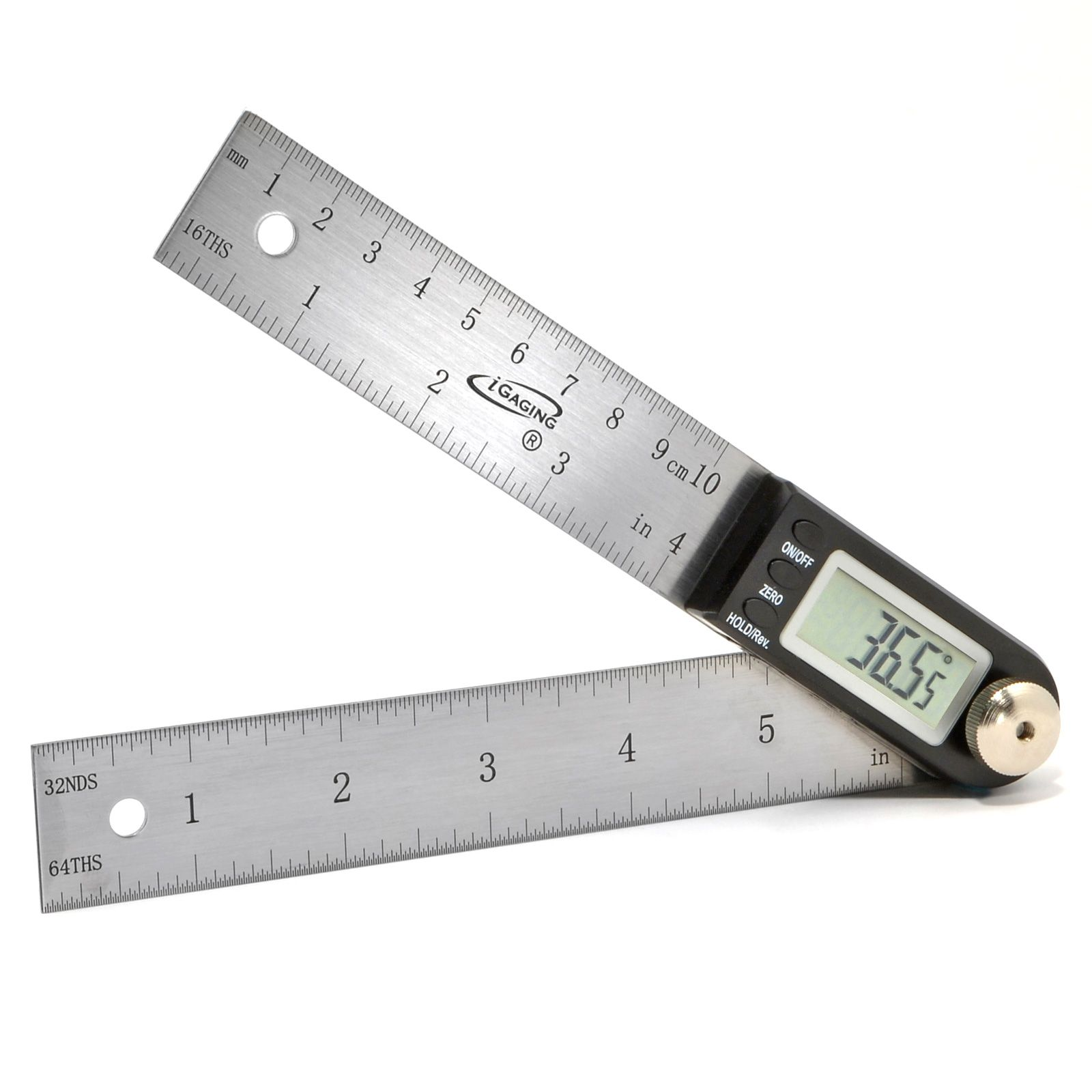 Digital Angle Gauge 7 Inch Digital Angle Gauge Angle Measuring Tool Digital