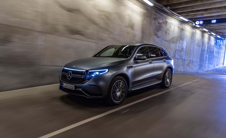 2020 Mercedes Eqc First Drive Hybrid Car Mercedes Benz