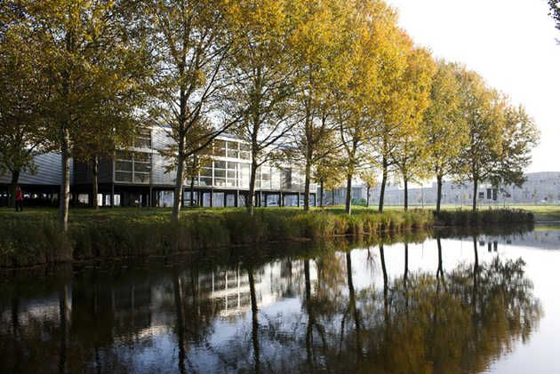 Museum De Paviljoens, Almere. © Jordi Huisman, Museum De Paviljoens