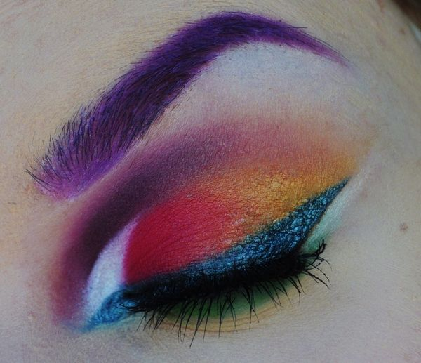 Hunger Games Inspired Makeup!