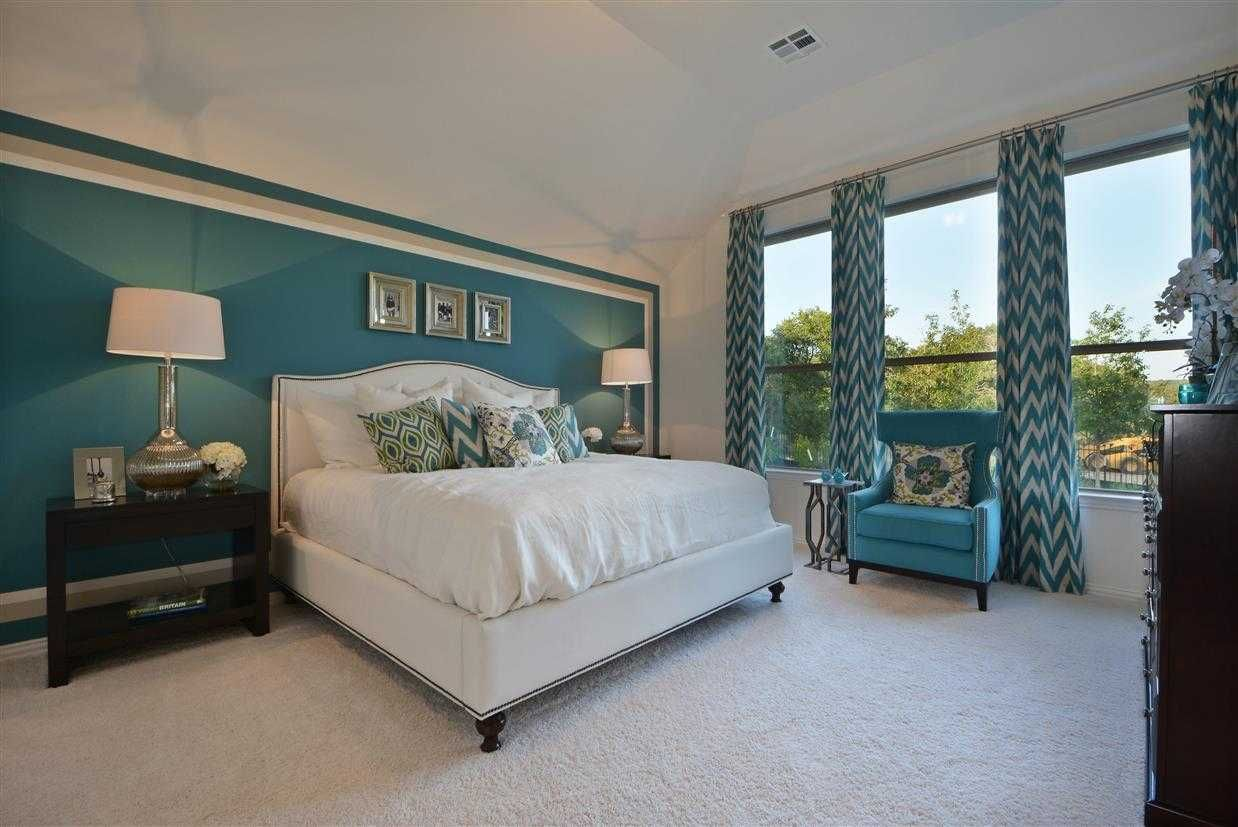 Highland Homes plan 518T Model Home in Austin Texas