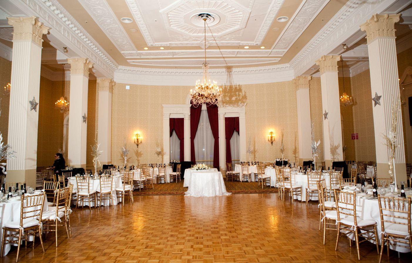 The Garden Room Providence Biltmore New Years Eve Weddings Wedding