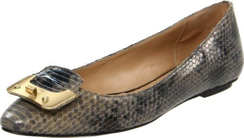 DIANE VON FURSTENBERG Diane Von Furstenberg Women'S Madison Ballet Flat. #dianevonfurstenberg #shoes #shoes
