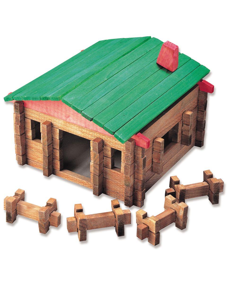 Lincoln Logs Mill Cabin Lincoln logs, Log cabin