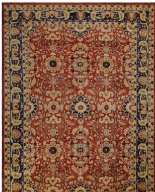 Bring Home To Exotic Elegance Of Pakistan With This Large Oriental Area Rug Sure Impress Guests Stunning 10x14 Features Intricate Patterns