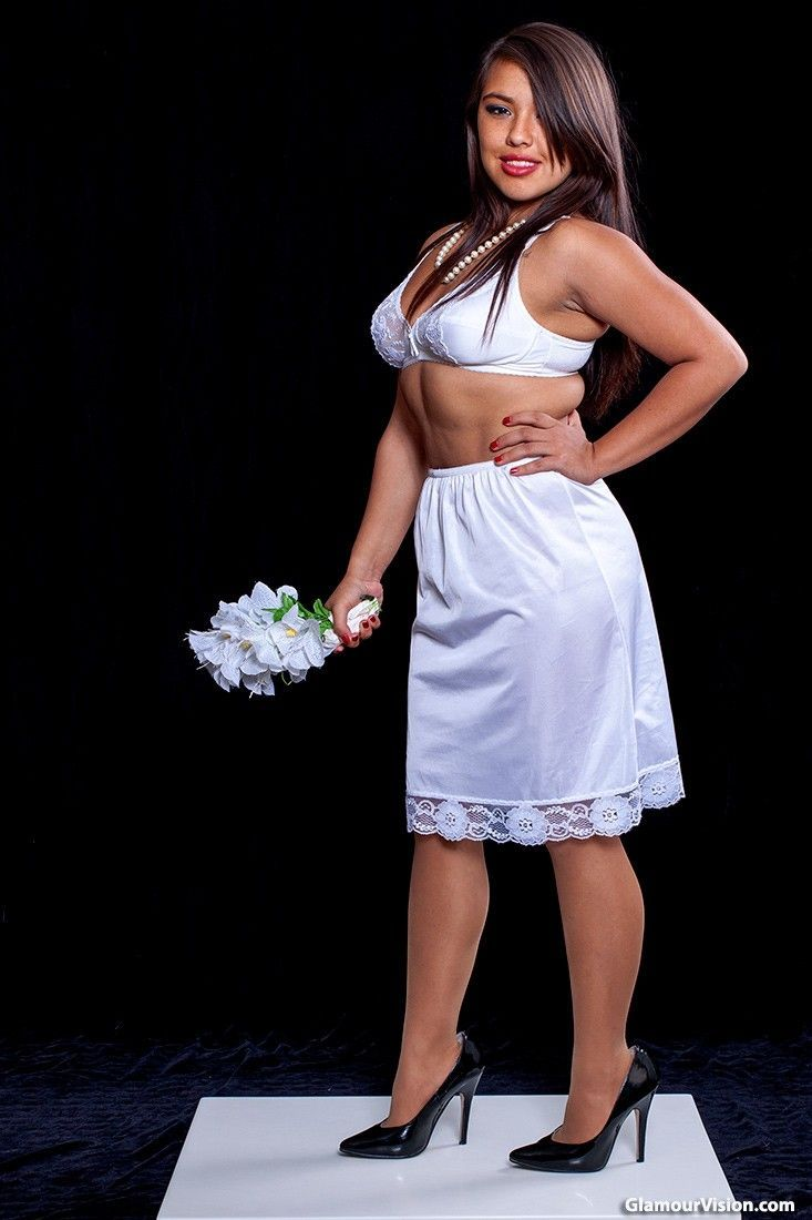 foto de Silky Slips at WomensLingerie Addected Club