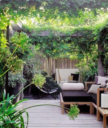 Cinco soluciones para proteger tu terraza del sol terrazas chil out porches rincones - Soluciones para terrazas ...