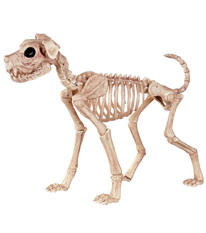 the boneyard halloween 21'' skeleton buster dog | boneyard-2017 in